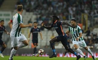 Spor Toto Süper Lig: Bursaspor: 0 - Medipol Başakşehir: 0 (Maç devam ediyor)