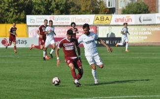 TFF 2. Lig: İnegölspor: 0 - Kastamonuspor 1966: 2