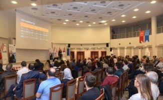 AB Bilgi Merkezi, Prof. Alkin'i Bursa iş dünyasıyla buluşturdu