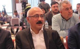 """AK Parti Genel Başkan Yardımcısı Elvan: """"Kur atakları karşısında kuruluşlarımız gerekli tedbirleri aldı"""""""