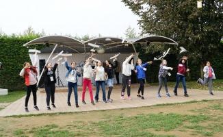 'Bu İşte Bilim Var' projesiyle çocuklar keyifli anlar yaşadı