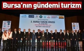 Bursa'nın gündemi turizm