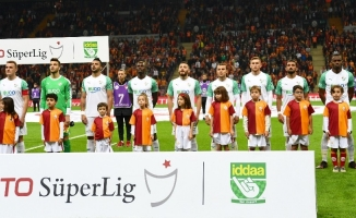 Bursaspor yerli futbolcularla sahaya çıkıyor