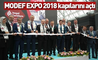 Modef Expo 2018 Kapılarını Açtı