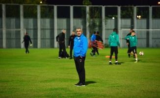 """Samet Aybaba: """"Galatasaray deplasmanından puan almak istiyoruz"""""""