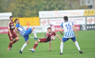 TFF 2. Lig: İnegölspor: 0 - Sarıyerspor: 2