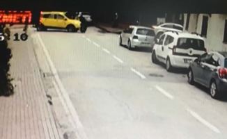 Ticari taksinin çarptığı bisikletli ağır yaralandı