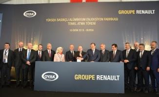 Türkiye'nin ilk alüminyum motor bloğunu üretmek amaçlı dev yatırım