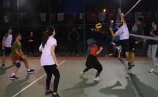 Üni Spor Fest  heyecanı başladı