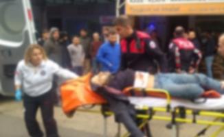 İnegöl'de silahlı saldırı:1 ölü