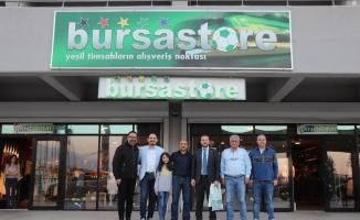 Ahmet Kılıç'tan Bursaspor taraftarlarına lisanslı ürün alımı çağrısı