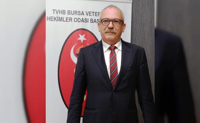 """BVHO Başkanı Bolten: """"Hayvanlara antibiyotikleri sadece veteriner hekimler uygulamalı"""""""