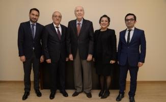 Ergun Kağıtçıbaşı'na İstanbul Üniversitesi Hukuk Fakültesi'nden büyük sürpriz