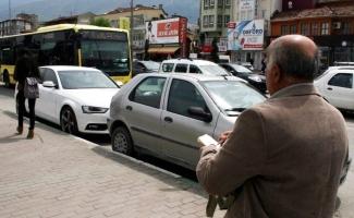 Fahri trafik müfettişleri ceza yağdırdı