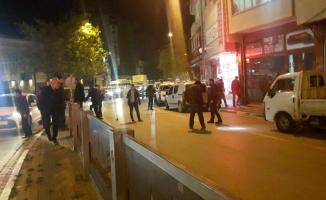 İnegöl'de silahlı kavga: 2 yaralı