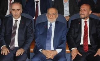 """Karamollaoğlu: """"Belediye başkanıyken ortaya koyduğum prensipler, bugün de olmazsa olmazım"""""""