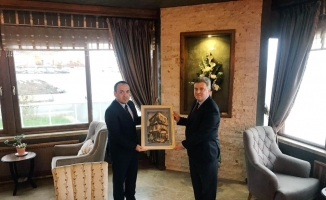 Makedonya Cumhurbaşkanı İvanov, Mudanya Kaymakamlığında