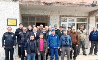 Mesudiye Mahallesi'nde güvenlik toplantısı
