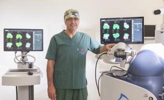 (Özel Haber) Robotla sıfır hatalı diz ve kalça ameliyatı