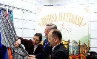 Tekstilin kalbi Bursa'da atıyor