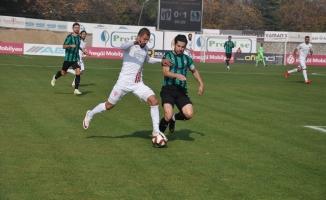 TFF 2. Lig: İnegölspor: 0 - Sakaryaspor: 1