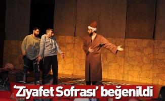 """""""Ziyafet Sofrası"""" seyirciden tam not aldı"""