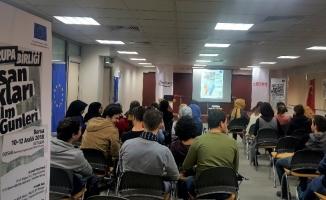 AB Bilgi Merkezi'nden İnsan Hakları Film Günleri