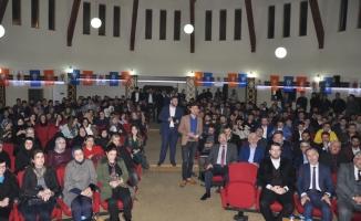 Ak Parti Gençlik Kolları Danışma Meclisi Toplantısı Yapıldı