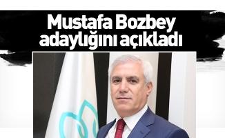 Bozbey adaylığını açıkladı