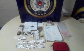 Bursa'da uyuşturucu operasyonu, 17 gözaltı