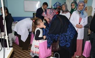 Bursalı kadınlardan Van'daki çocuklara gönül köprüsü