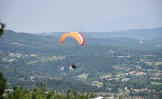 Dostum Yamaç Paraşütü Sporcuları Milli Takımda