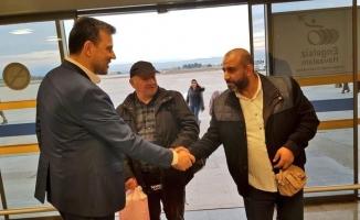 """Esgin: """"Yenişehir Havaalanı hak ettiği yere gelecek"""""""