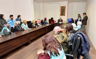 EVSAD'dan Başkan Kurtulan'a ziyaret