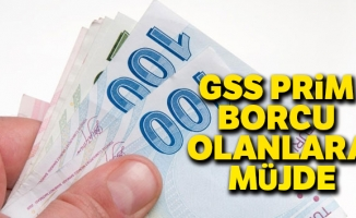GSS prim borçlarını yıl sonuna kadar ödeyen vatandaşların gecikme cezaları silinecek!