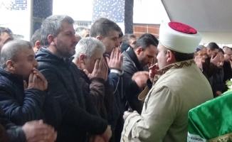 Hamam faciasında ölen vatandaş son yolculuğuna uğrulandı