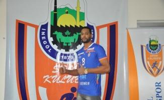 İnegöl Belediyespor, Rolando Cepeda Abreu ile anlaştı