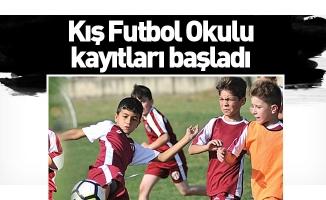 Kış Futbol Okulu kayıtları başladı