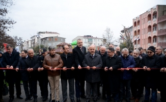 Muhsin Yazıcıoğlu Parkı'na görkemli açılış
