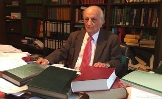 Prof. Dr. Fuat Sezgin'in adı Uludağ Üniversitesi'nde yaşatılacak