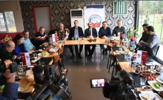 TSYD Bursa Tofaş'ı ağırladı