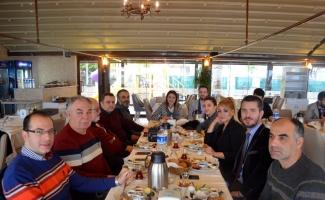 AK Parti Mudanya ilçe başkanından çifte kutlama