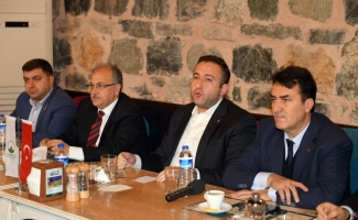 AK Parti Osmangazi'den birlik beraberlik mesajı