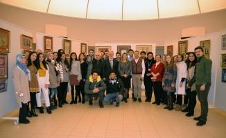 Kaatı' sanatına üniversiteden destek