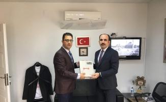 Konya Büyükşehir Belediye Başkanı'ndan Basın İlan Kurumu'na ziyaret