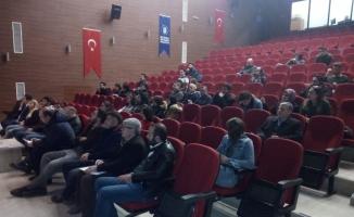 Medya Okulu'nun konuğu Fatih Selek