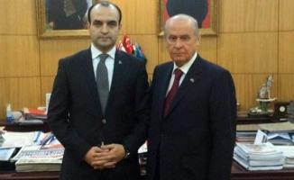 MHP Bursa İl Başkanı Kalkancı'dan yerel seçim açıklaması