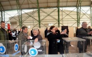 Mudanya Zeytin Kooperatifi Yıldız'ı yeniden başkan seçti
