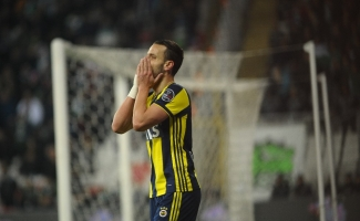 Spor Toto Süper Lig: Bursaspor: 1 - Fenerbahçe: 1 (Maç sonucu)
