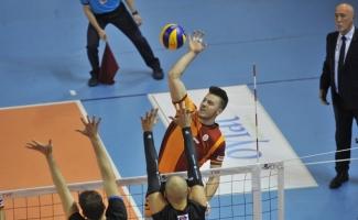 Voleybol Efeler Ligi: İnegöl belediyespor: 0 - Galatasaray: 3